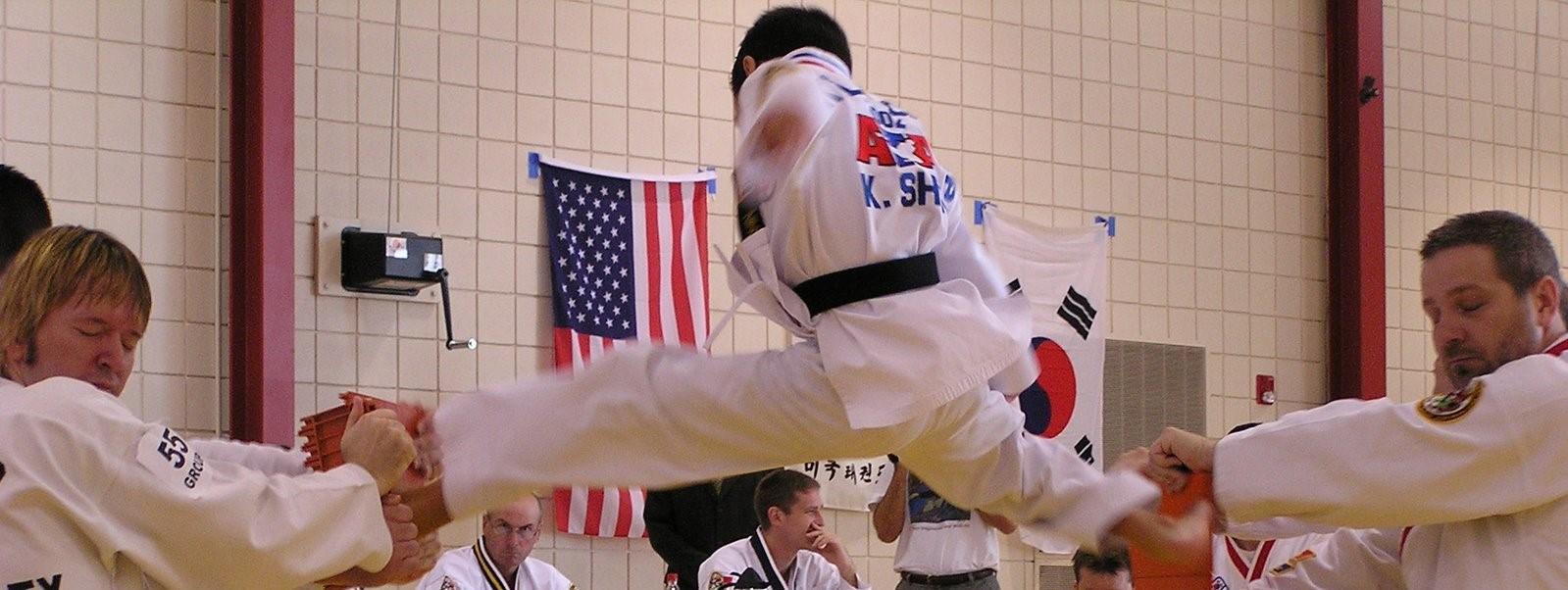 Niblock's ATA Black Belt Academy